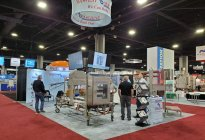 IPPE 2020 booth