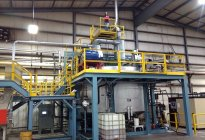 Completed Synthetic Lubricant Blending System